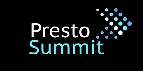 2020 Presto Summit SF tickets