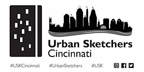 Urban Sketching 201 Workshop @ Plaza Art Kenwood (May 2020) tickets