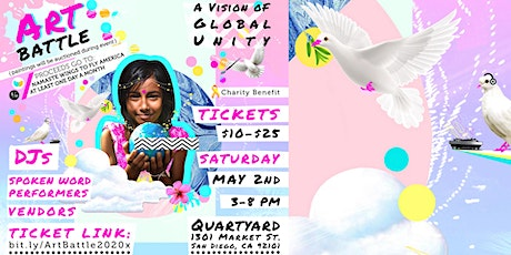 3rd Annual Vision of  Global Unity tickets