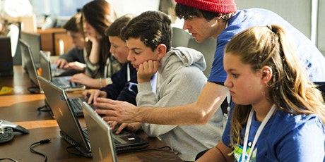 Summer Video Games Camp 1  - Middle School Ages - UNB Computer Science tickets