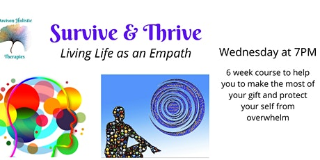 Survive & Thrive: Living as an Empath tickets