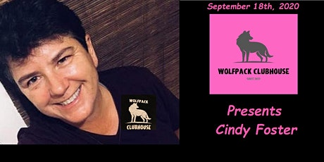 Wolfpack Clubhouse presents comedian Cindy Foster tickets