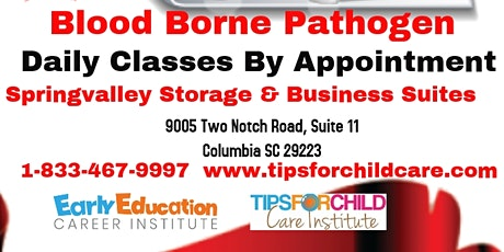 Bloodborne Pathogens for Child Care Staff tickets