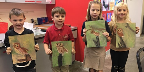 """Kids Summer Art Camp Week 2 - """"Science Fiction/Stars in the Sky"""" tickets"""