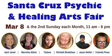 Santa Cruz Psychic and Healing Arts Fair tickets