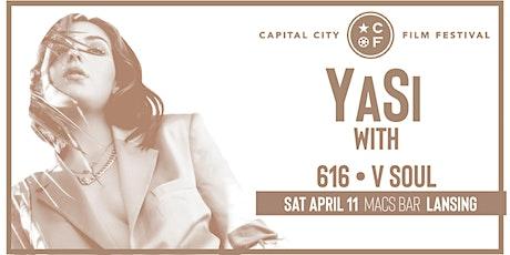 YaSi tickets