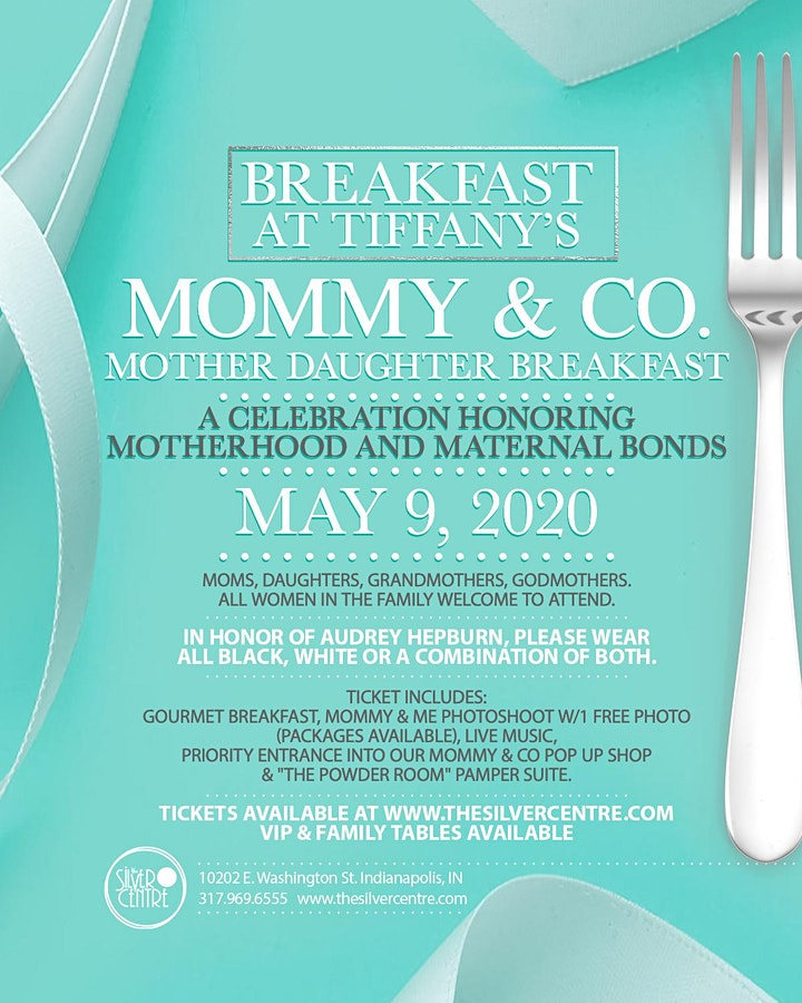 Mommy& Co.:  Breakfast at Tiffany's Mother Daughter Breakfast image