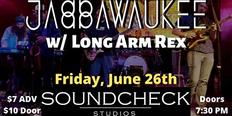 Jabbawaukee w/ Long Arm Rex tickets