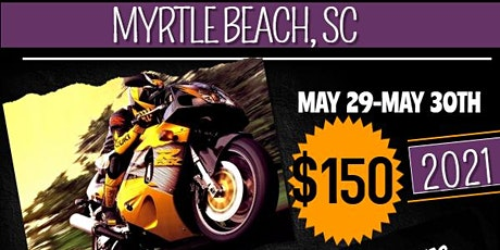 BIKE WEEKEND BUS TRIP 2021 (MYRTLE BEACH,SC) tickets