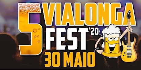 Vialonga Fest 2020 tickets
