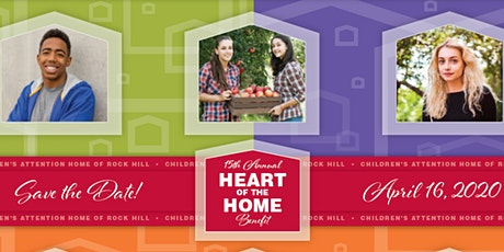 15th Annual Heart of the Home tickets