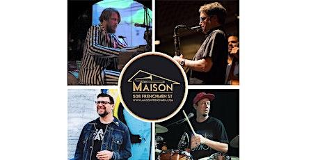 WORSHIP MY ORGAN (WALTER, DEITCH,SKERIK, DJLOGIC +) at The Maison tickets