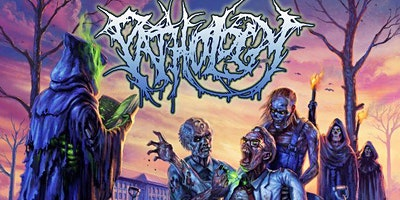 *POSTPONED* PATHOLOGY, UNMERCIFUL, MAZAROTH in PORTLAND