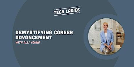 *Webinar* Demystifying Career Advancement tickets