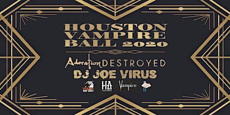 Houston Vampire Ball 2020 tickets