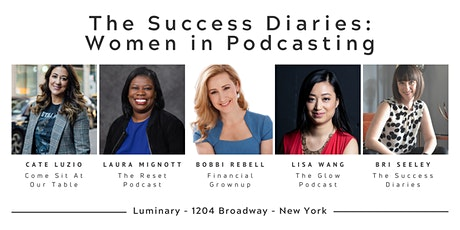 The Success Diaries: Women in Podcasting tickets