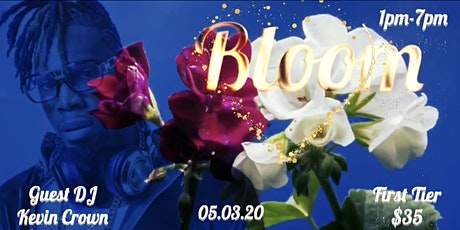 BLOOM tickets