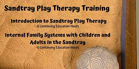 Sandtray Play Therapy Training tickets