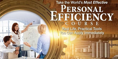 The Personal Efficiency Seminar.CURRENTLY NOT AVAILABLE. tickets