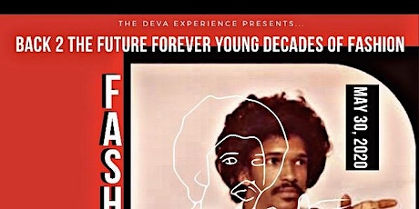 Back 2 The Future Forever Young Decades of Fashion tickets