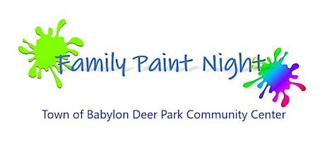 TOBDPCC Spring 2020 Family Paint Night tickets