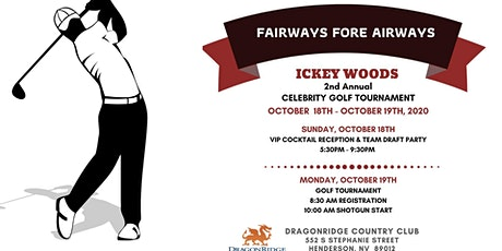 2nd Annual Ickey Woods Celebrity Golf Tournament tickets