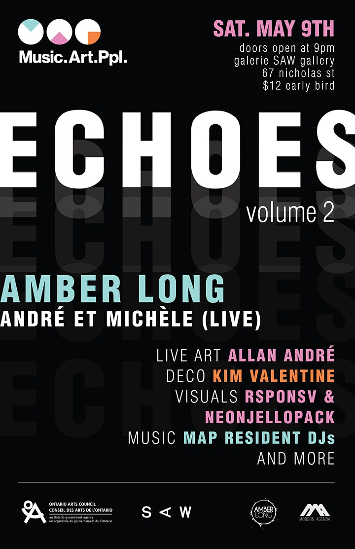 Music.Art.Ppl Presents Echoes Volume 2 image