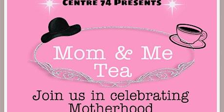 Mom and Me Tea tickets