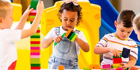 Monty Mornings with LEGO® DUPLO® bricks tickets