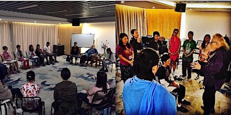 SOUND MEDICINE: Sound Healing Intensive Workshop with Certification tickets