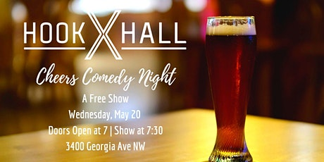 May Cheers Comedy Night tickets