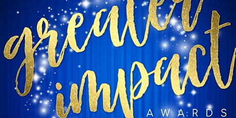 SGRHO GREATER IMPACT AWARDS tickets
