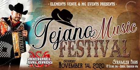 2nd Annual Tejano Music Festival tickets