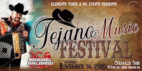 2nd Annual Tejano Music Festival tickets