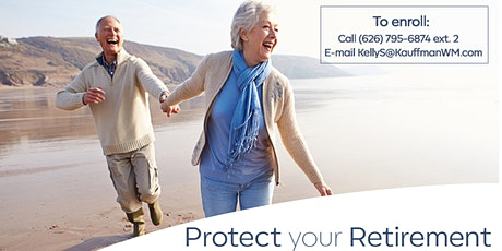 1-day Workshop: Protect Your Retirement from the Next Financial Crisis tickets