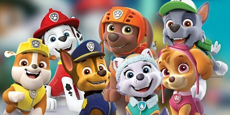 PAW Patrol mommy & me tickets