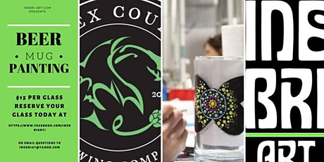 Beer Mug Painting at Essex County Brewing Co tickets
