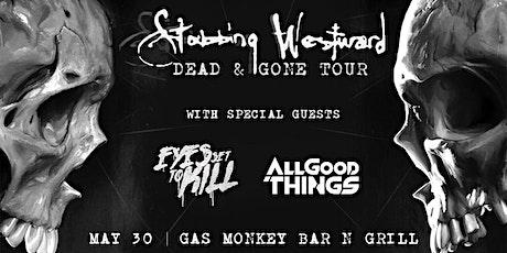 Stabbing Westward - Dead & Gone Tour tickets