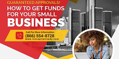 Business Access To Capital Workshop tickets