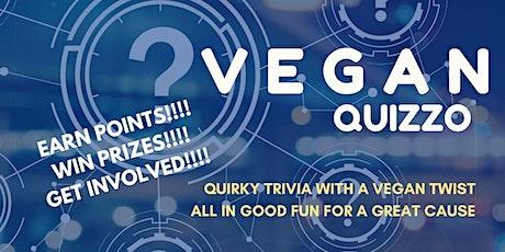 Vegan Quizzo Night - May Fundraiser tickets