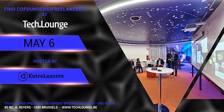 Find Cofounders - Freelancers - Projects at Tech.Lounge tickets