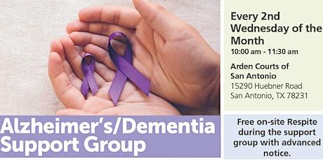 Alzheimer's / Dementia Support Group tickets