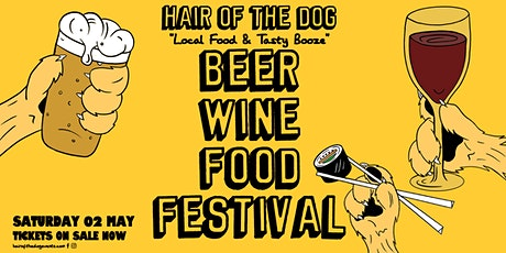 Hair Of The Dog - Beer & Wine Festival Byron Bay tickets