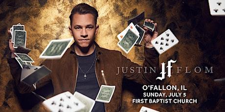 Justin Flom (O'Fallon, IL) tickets