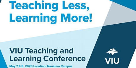 VIU Teaching + Learning Conference: Teaching Less, tickets