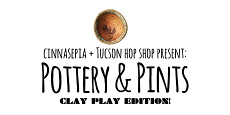 Pottery & Pints tickets