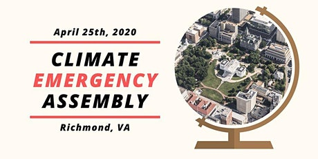 Climate Emergency Assembly tickets