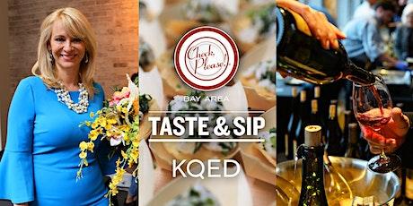 KQED's Check, Please! Taste & Sip tickets