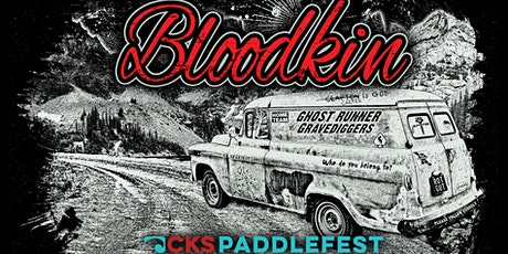 Bloodkin - Live at Paddlefest tickets