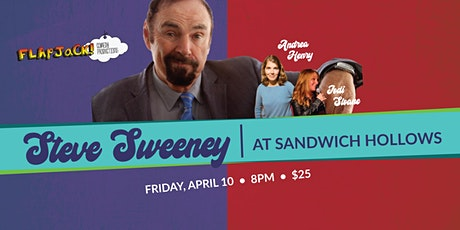 Steve Sweeney at Sandwich Hollows Golf Club tickets